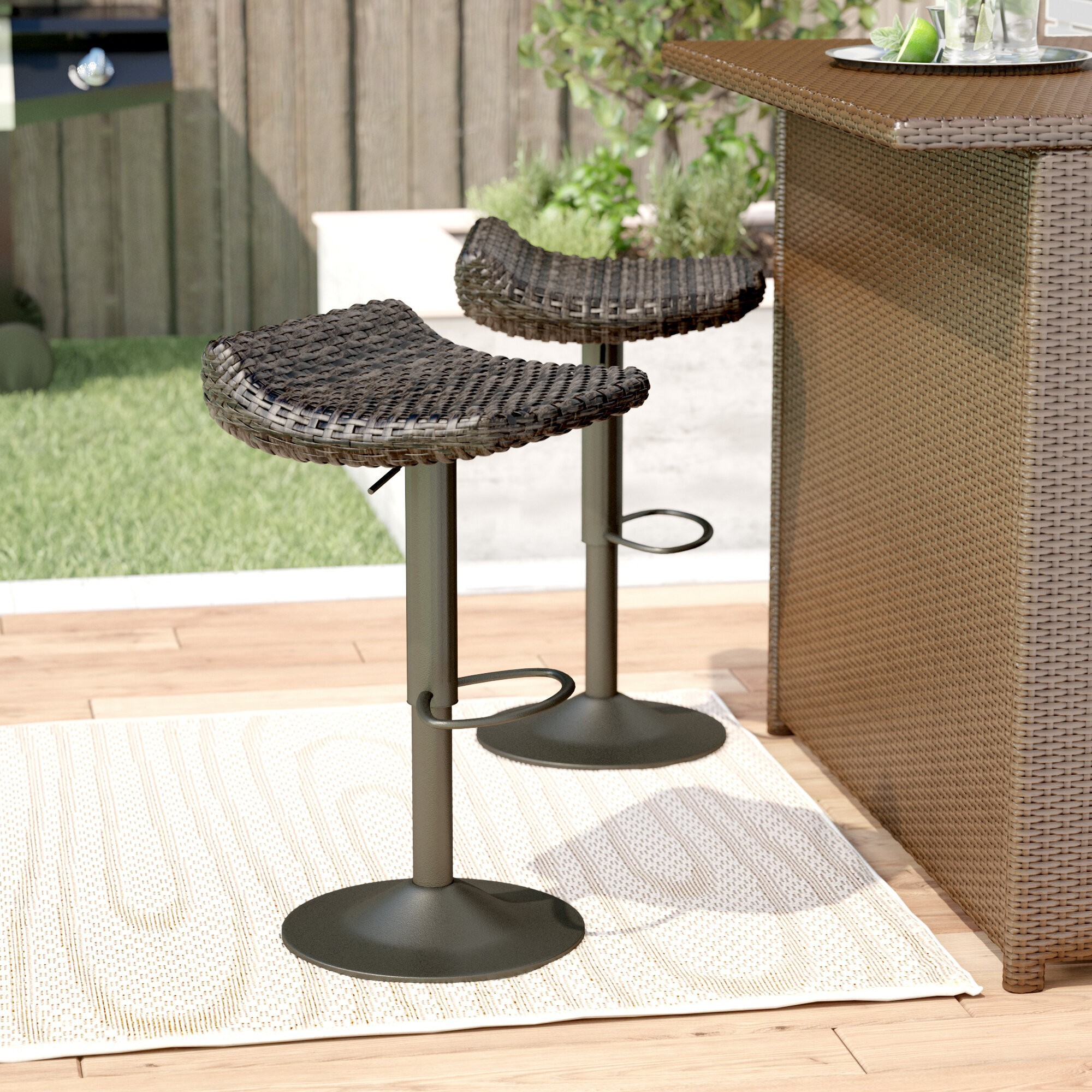 How To Choose Patio Bar Stools