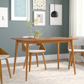 Mid Century Modern Dining Tables Ideas On Foter