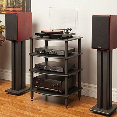Heavy Duty All Steel Speaker Stands