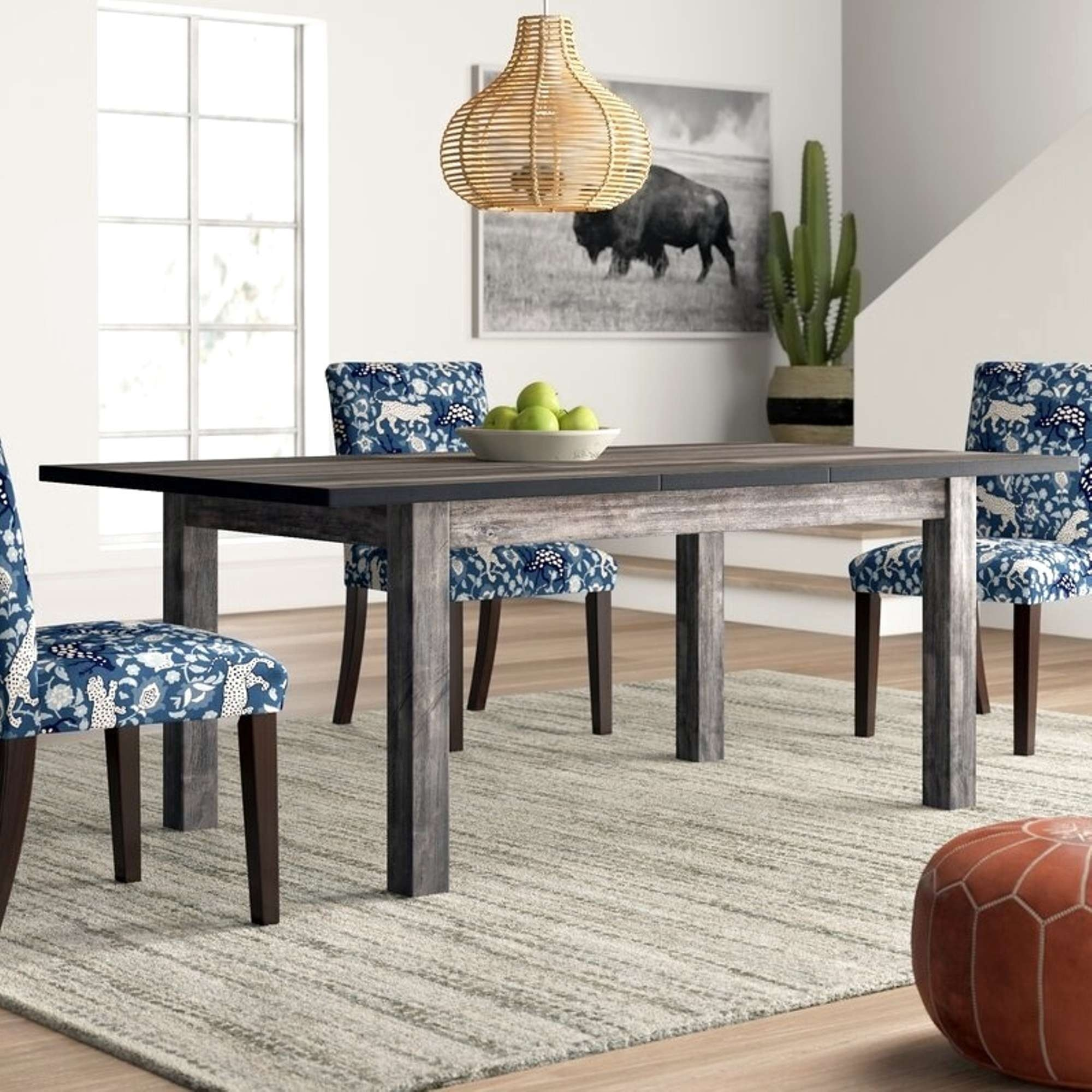 Solid Wood Dining Table Ideas On Foter