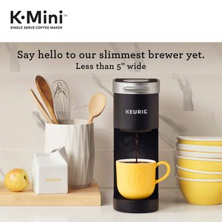 Keurig K-Mini Single Cup Coffee Maker