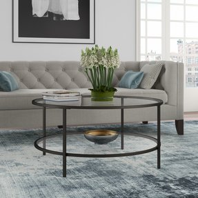 Magdalen Coffee Table with Storage