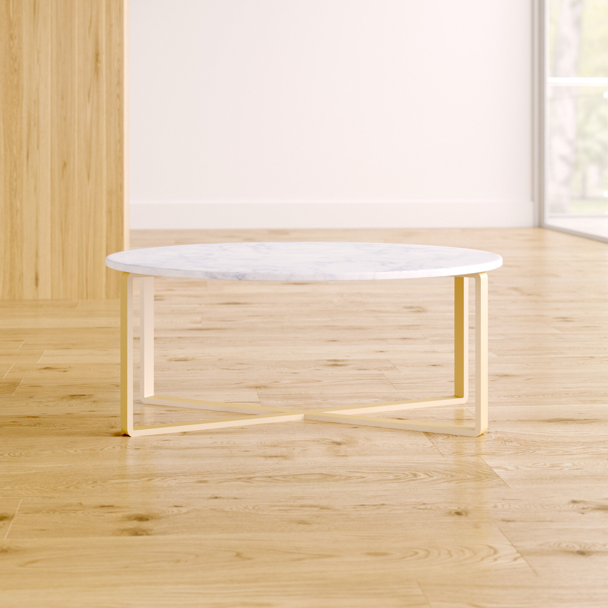 Marble And Gold Coffee Table Ideas On Foter