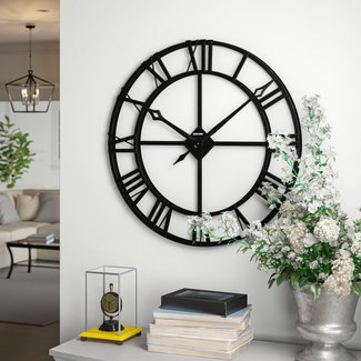 10 Best Wall Clocks For 2021 Ideas On Foter