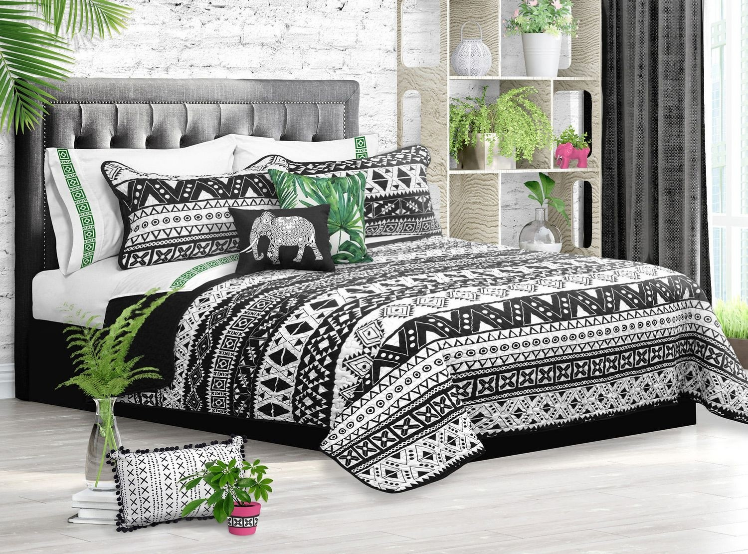 Pender Spirit Coverlet Set