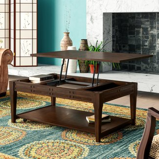 Sayre Lift Top Coffee Table with Storage