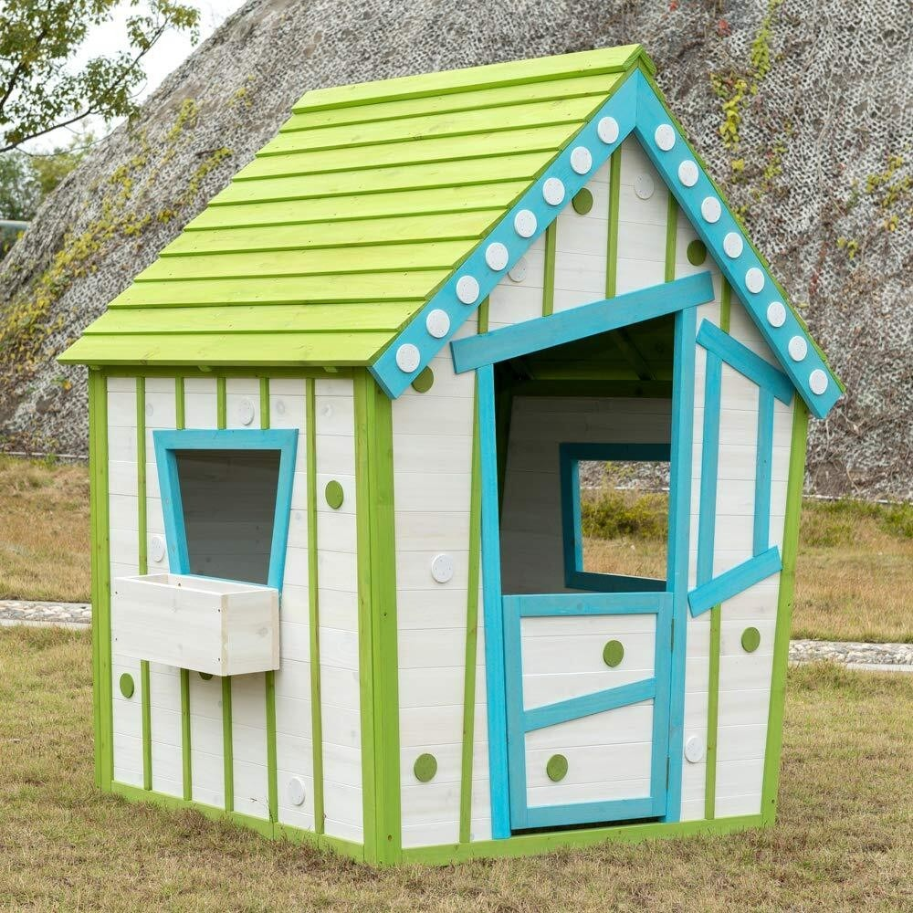 How To Choose A Kids Playhouse