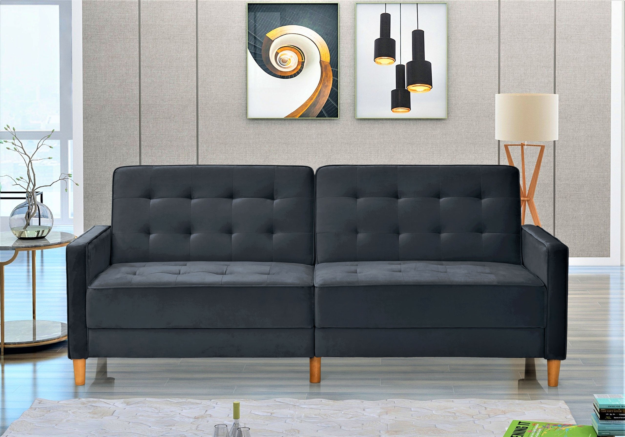 Mid Century Modern Sofa Bed Ideas On Foter