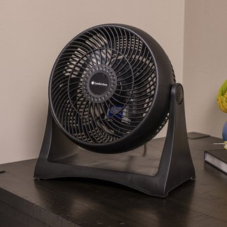 "Turbo 8"" Oscillating Table Fan"