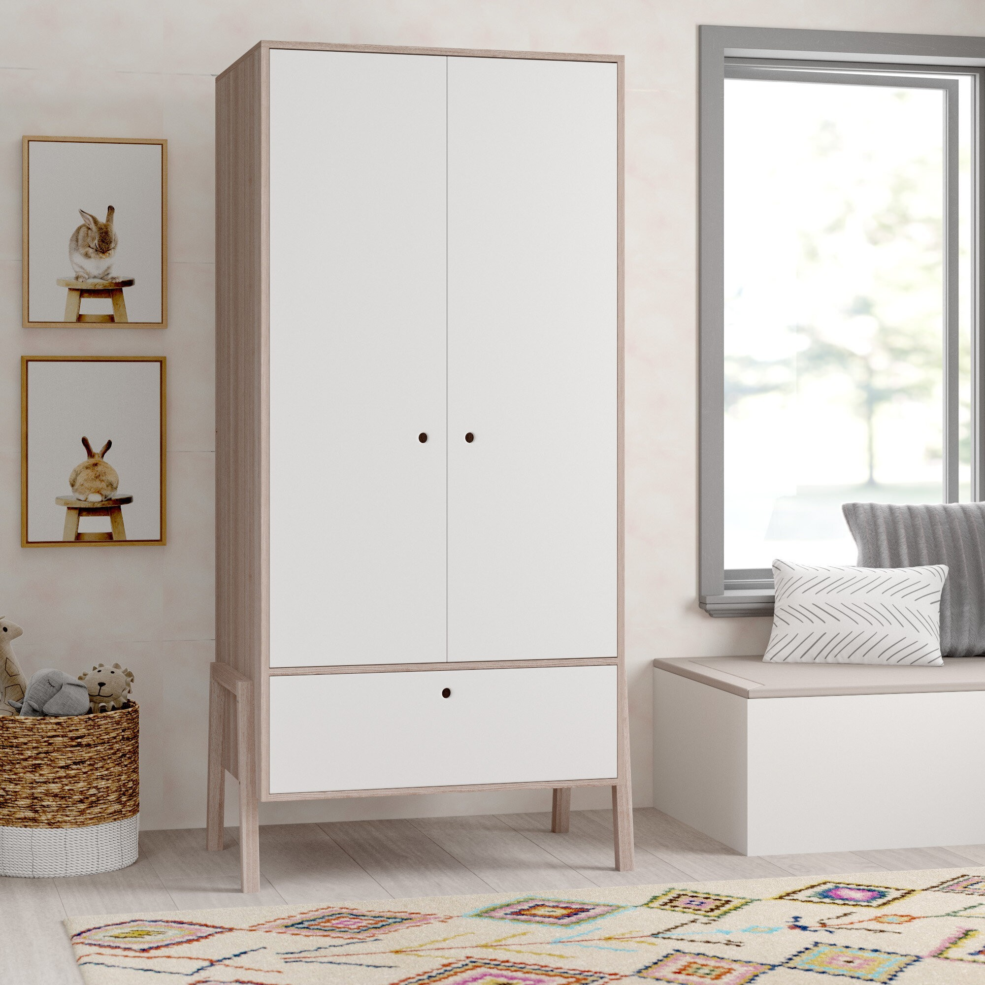 How To Choose A Kids Armoire