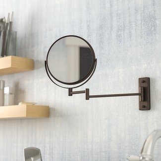 "Unknown 8"" Wall Mount Mirror"