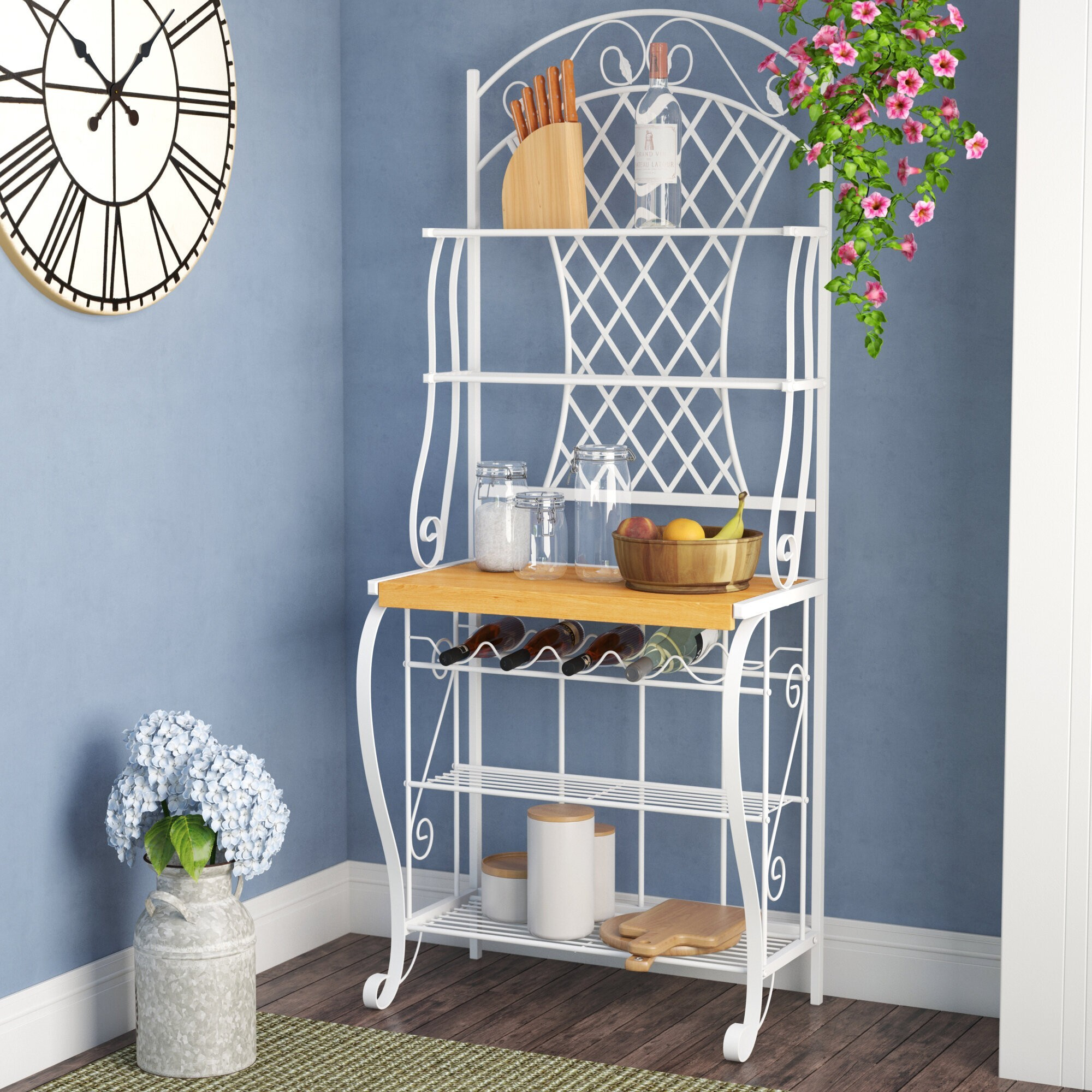 10 Awesome Baker S Racks For Your Home Foter