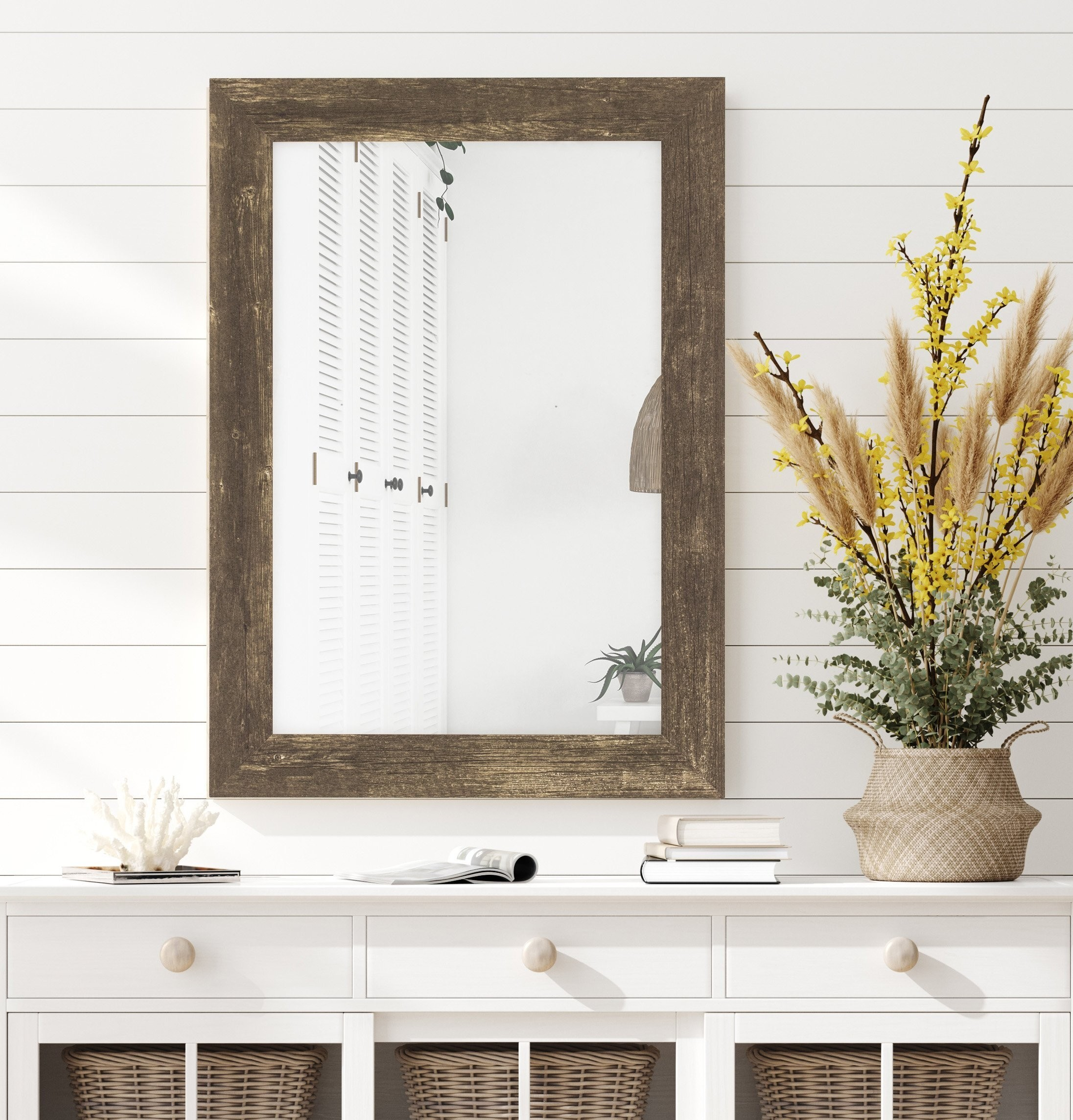 How To Choose A Wall Mirror