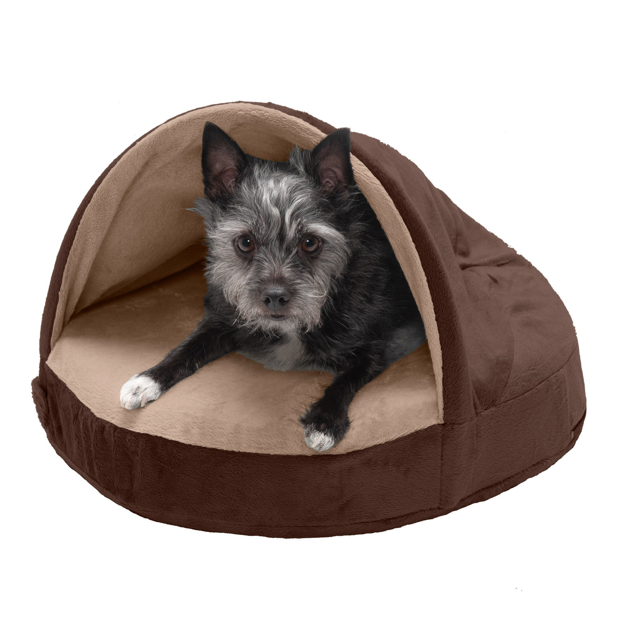 How To Choose A Hooded/Dome Dog Bed