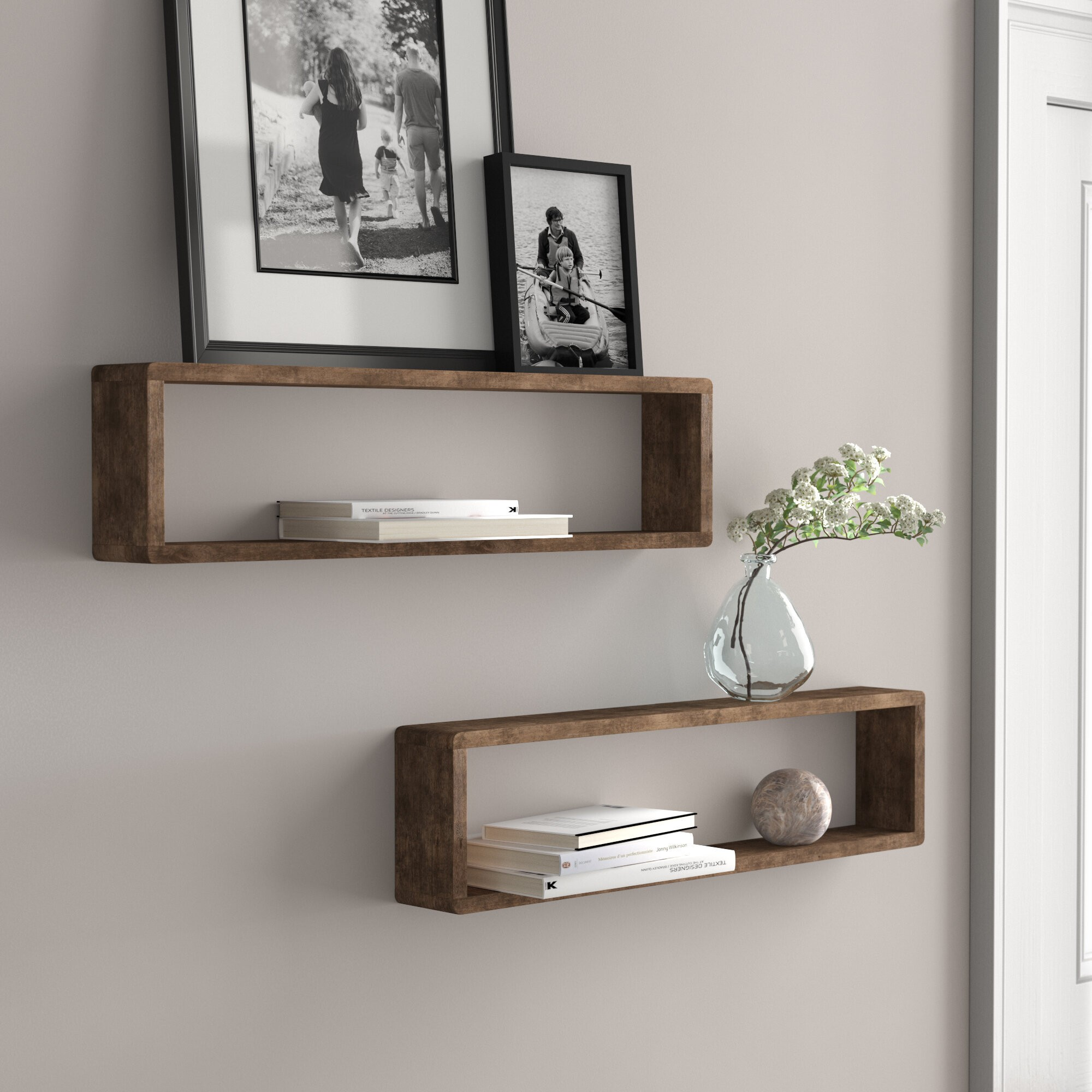 How To Choose Wall-Mounted Storage