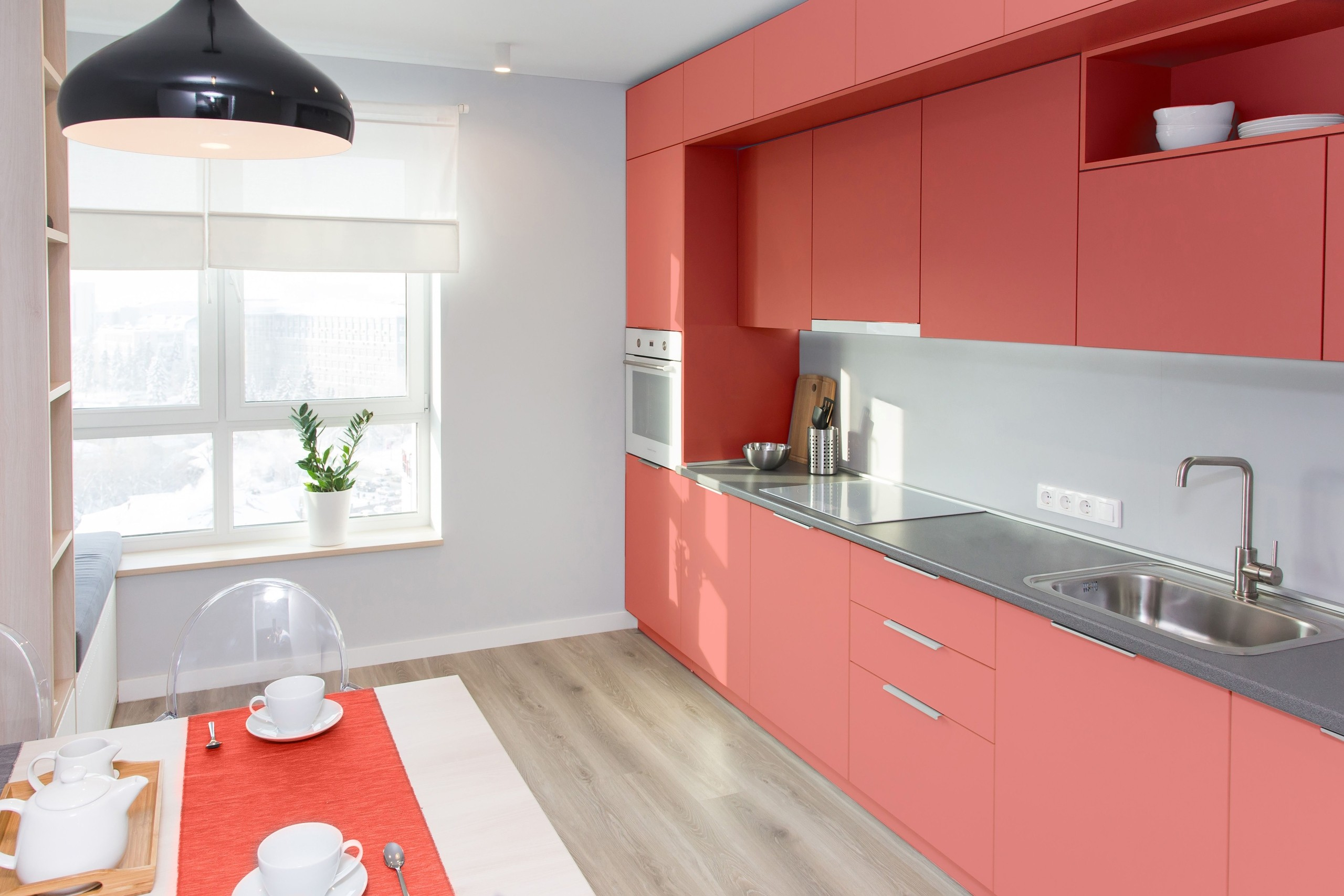 Colors That Go With Coral Foter