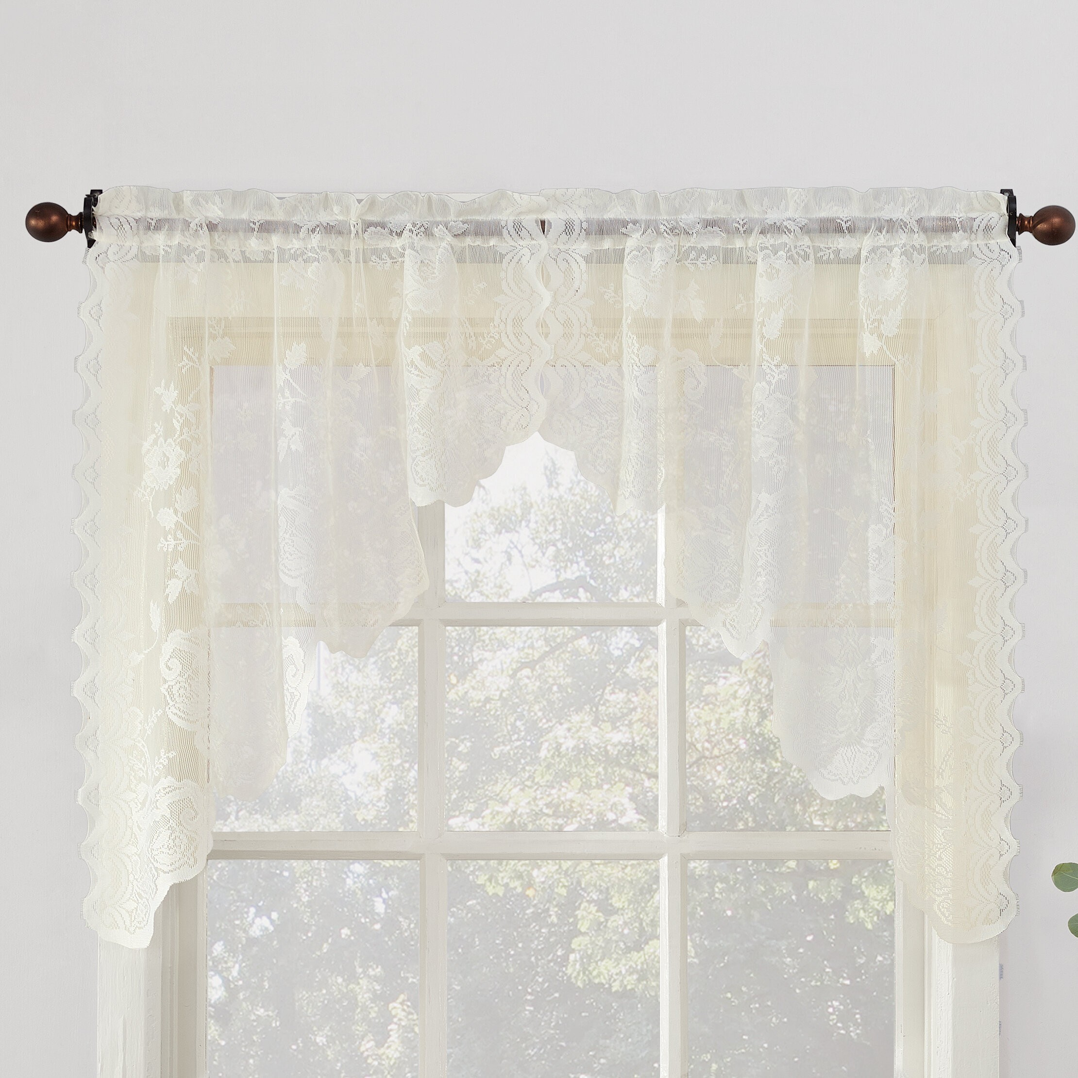 How To Choose Valances And Kitchen Curtains