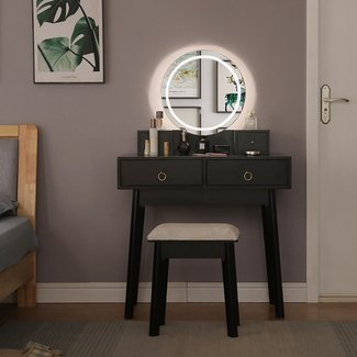 50 Best Makeup Vanity Table With Lights Ideas On Foter