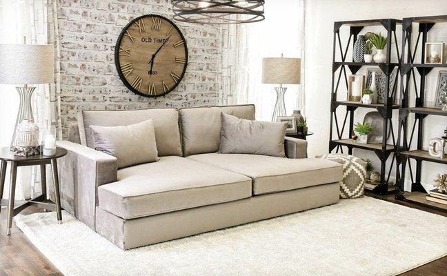 Industrial Living Room Design
