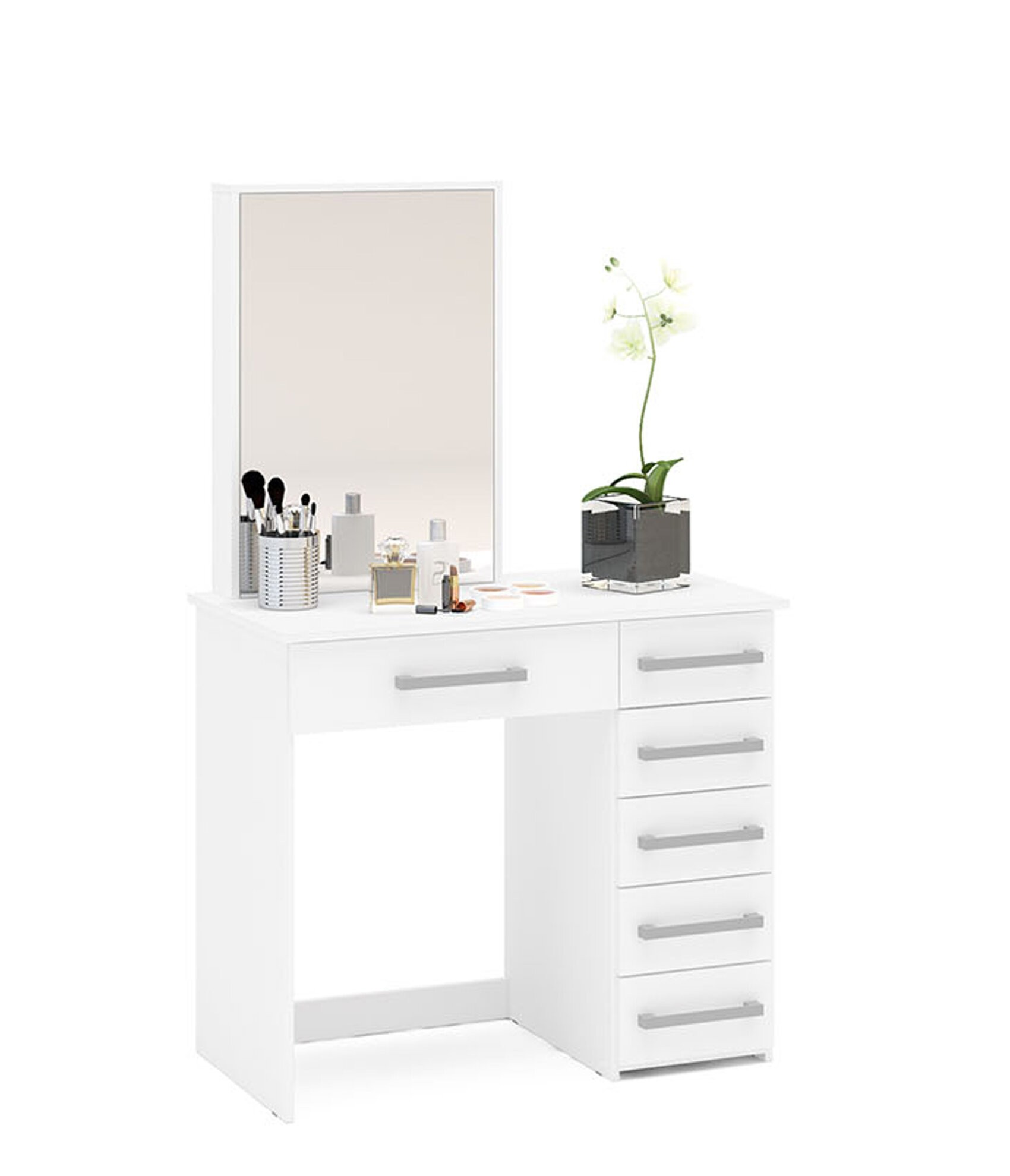 Jocelyne Dressing Vanity with Mirror