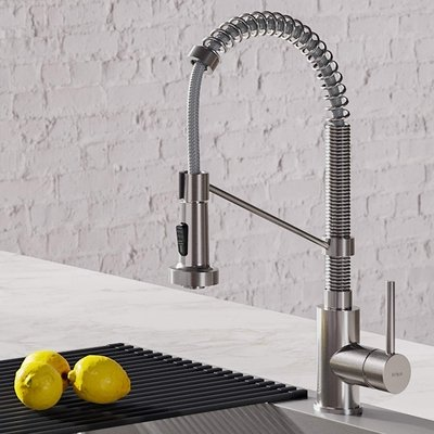 10 Best Kitchen Faucets With Pull Down Sprayer Foter