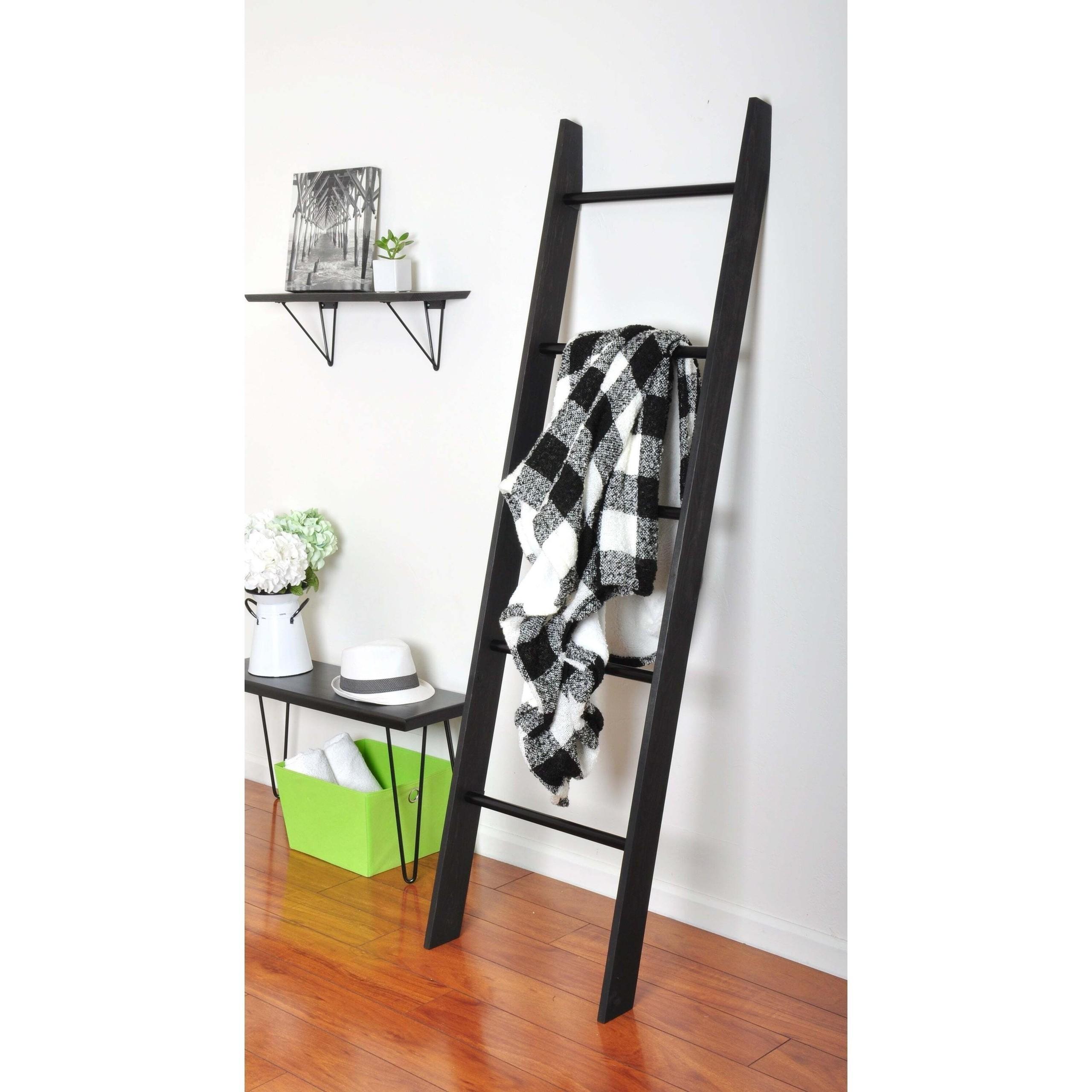 How To Choose Blanket Ladders & Racks   Foter
