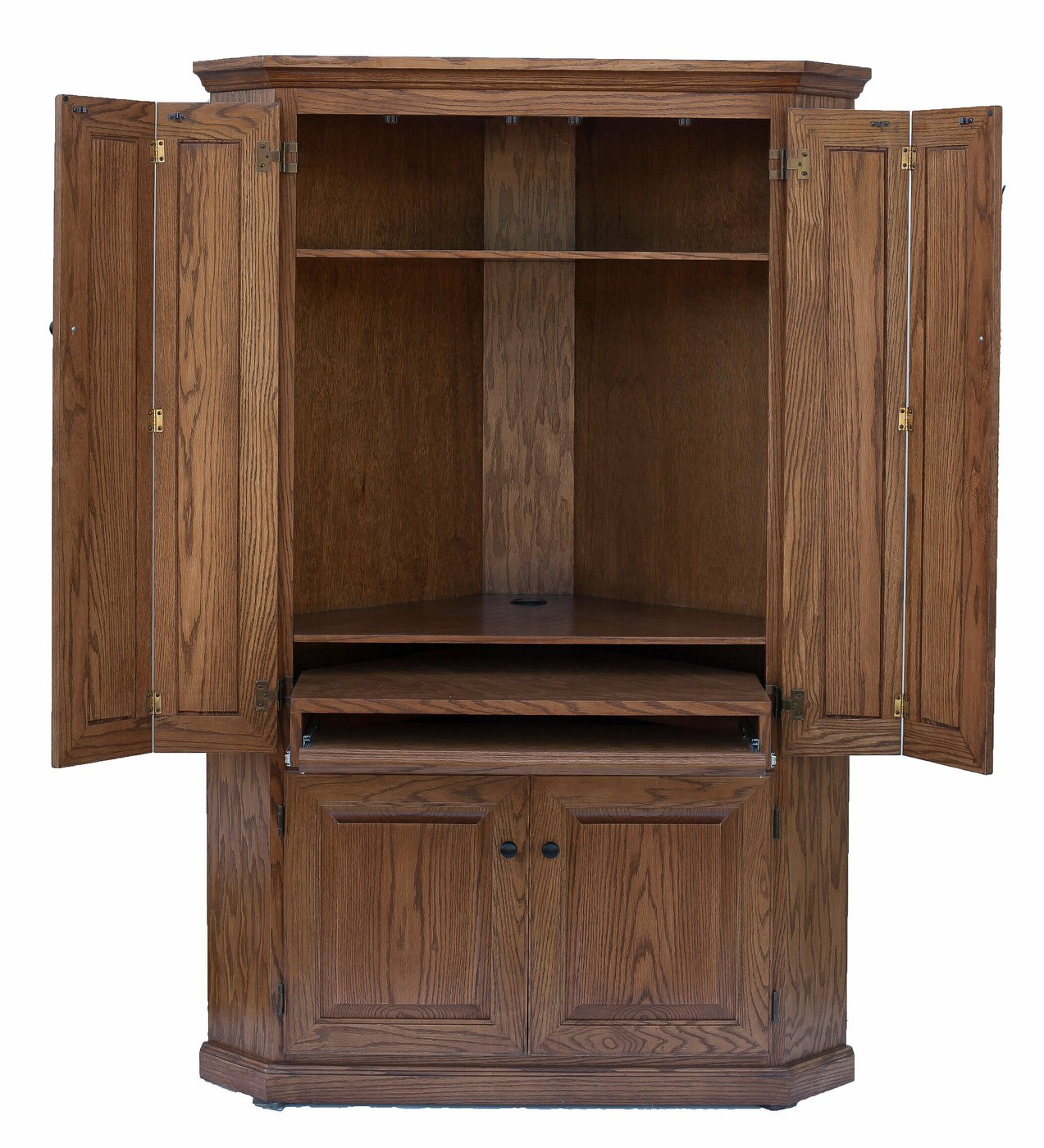 Best Computer Armoire For Different Style Interiors Foter