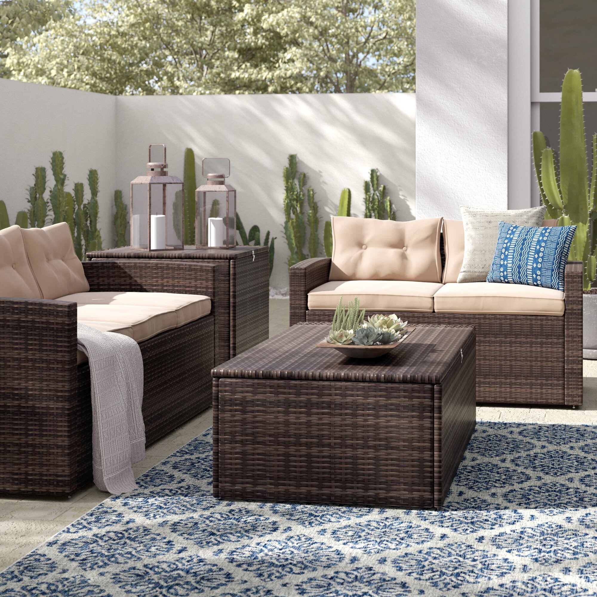 How To Choose A Patio Conversation Set
