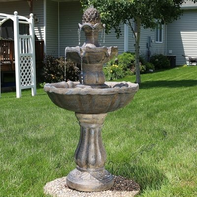 How To Choose An Outdoor Fountain Foter