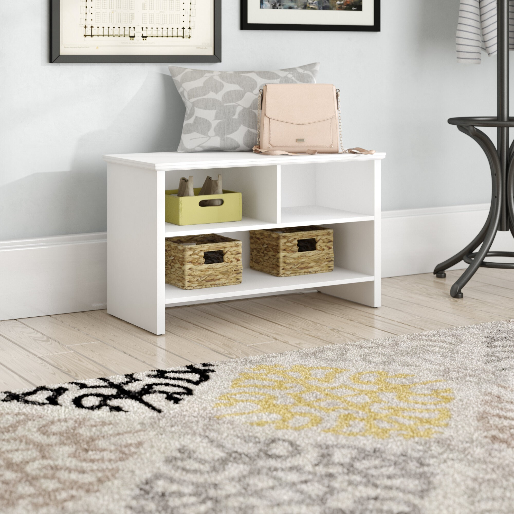 How To Choose A Shoe Storage Bench