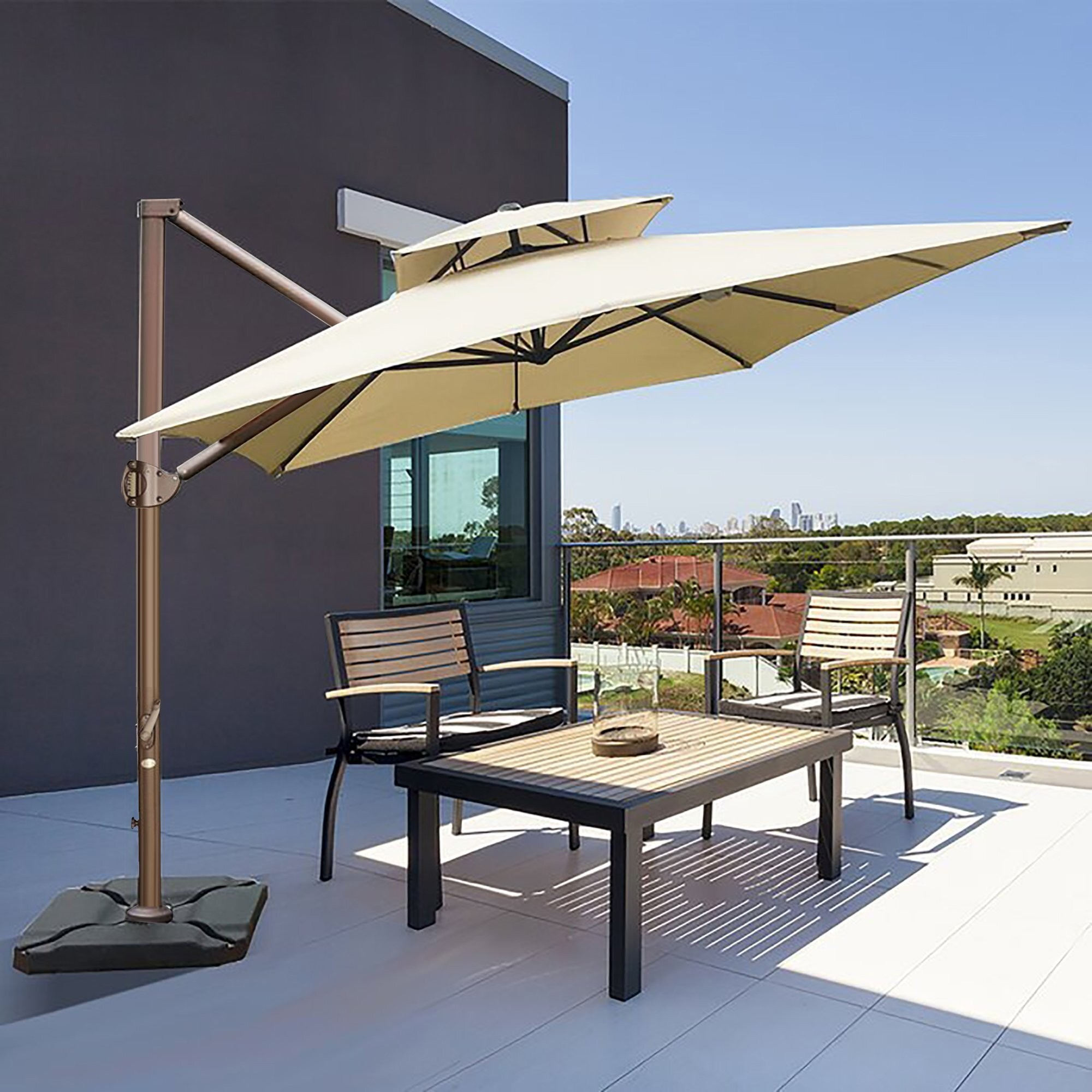 How To Choose A Patio Umbrella