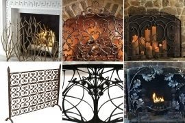 10 Best Fireplace Screens For 2021 Ideas On Foter