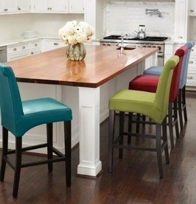 Comfortable bar stools 1