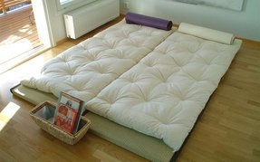 Traditional futon mattresses 1
