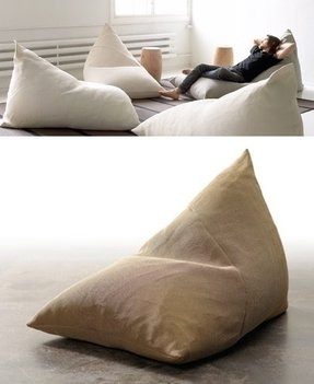 Lazy boy bean bags