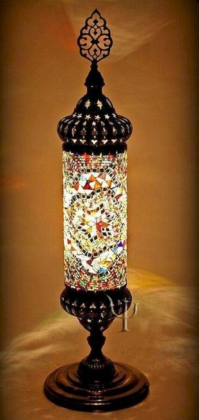 Moroccan table lamp 22