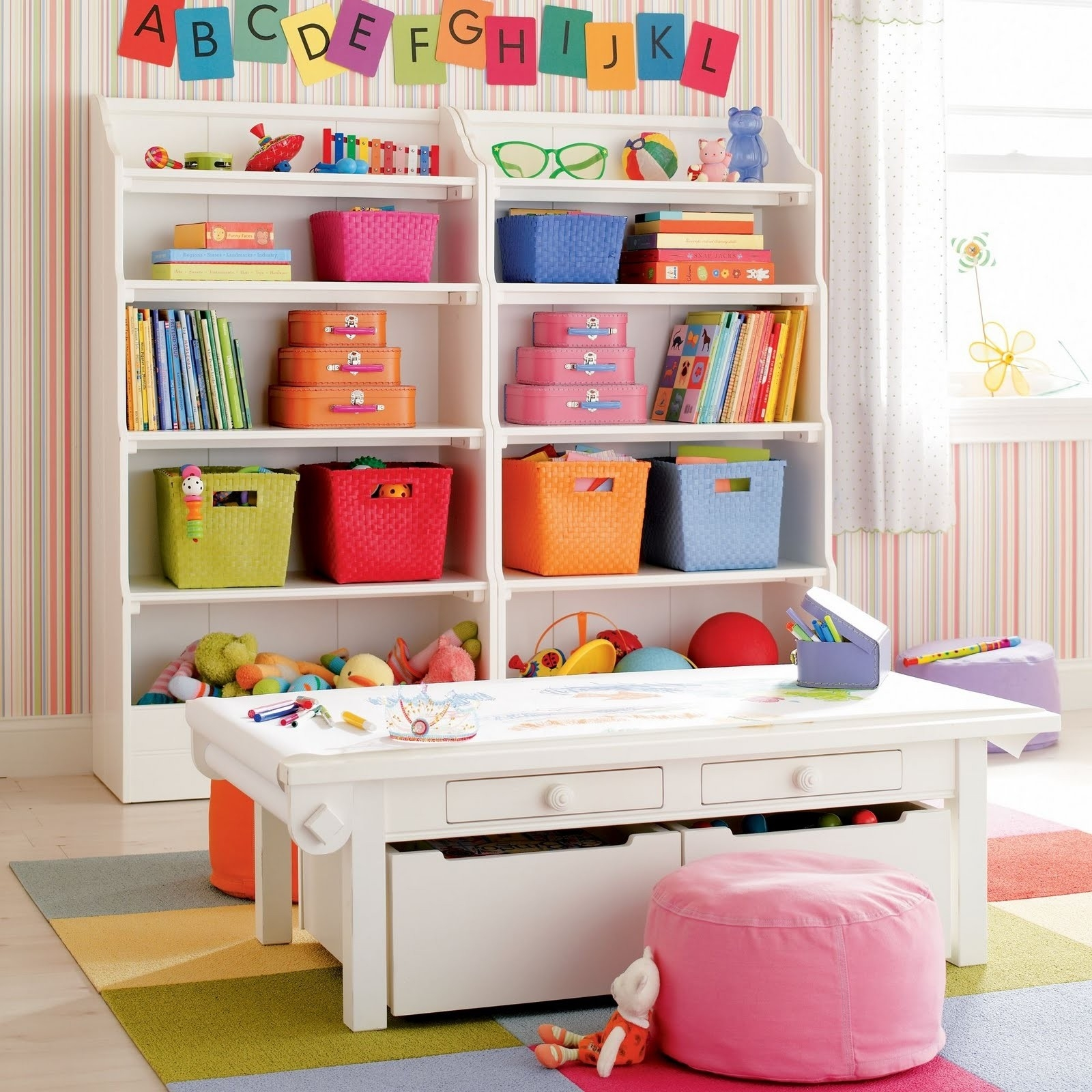 Picture of: Activity Tables For Kids With Storage For 2020 Ideas On Foter
