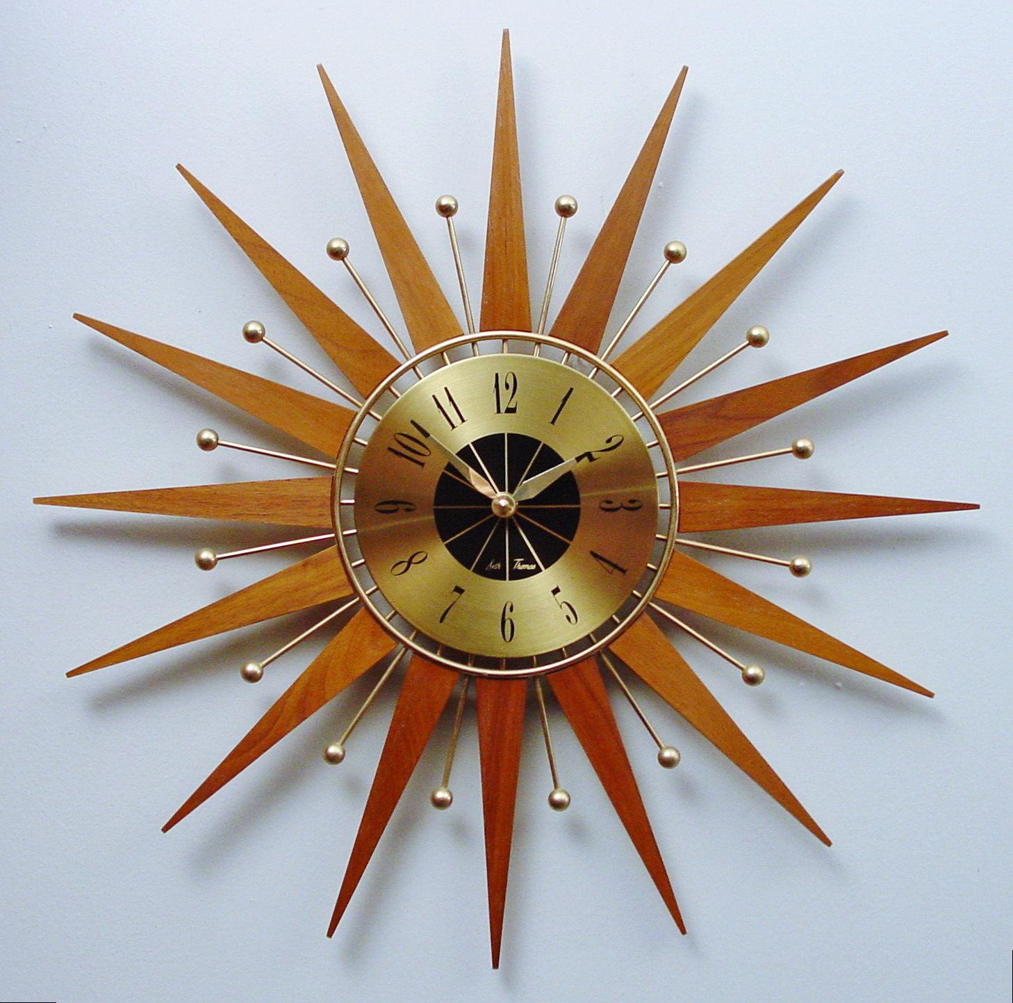River City Clocks Wine Theme Glass Wall Clock
