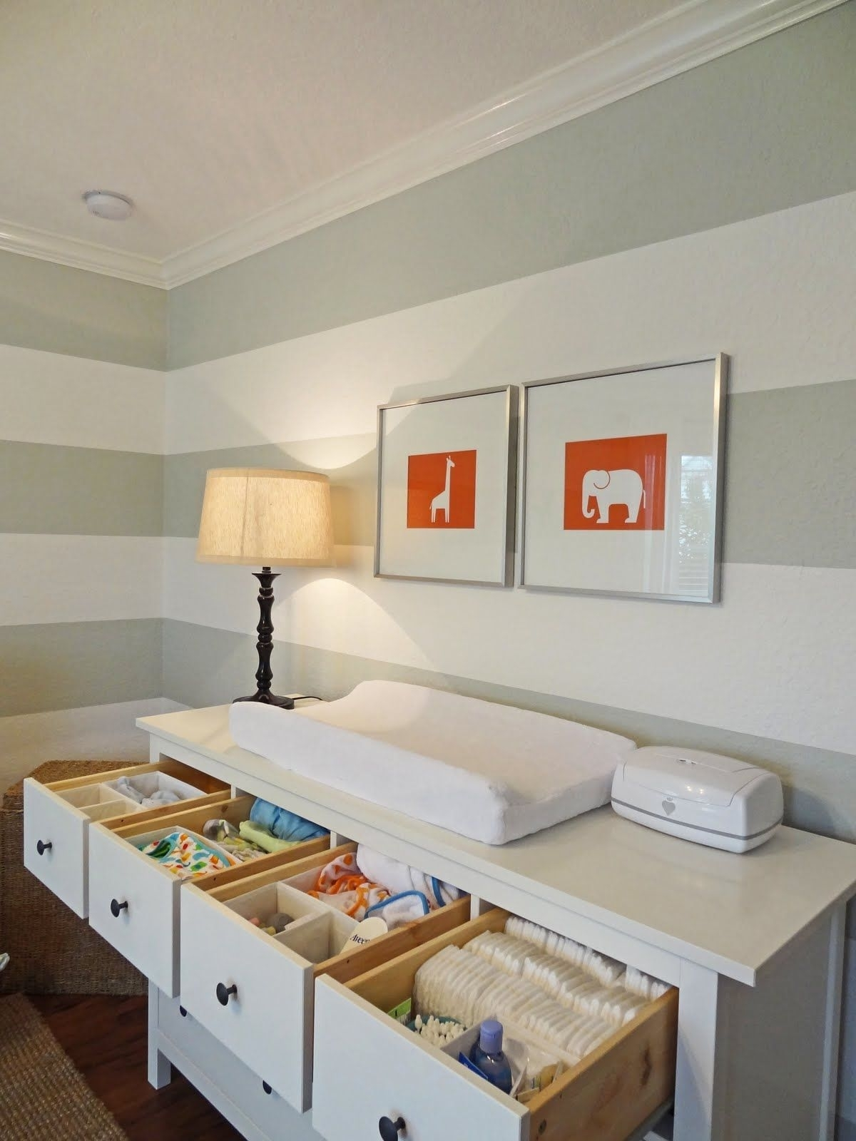 Baby Changing Tables With Drawers Ideas On Foter