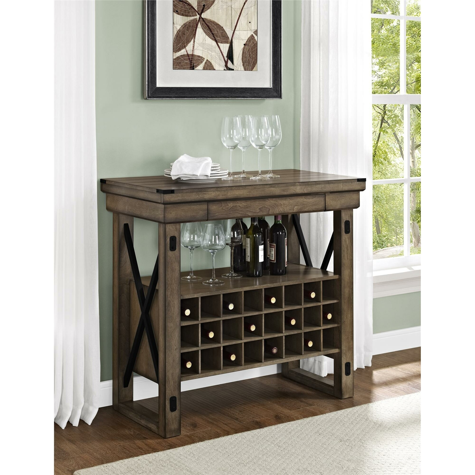 Bar Designs For Small Spaces: Bar Cabinets For Small Spaces