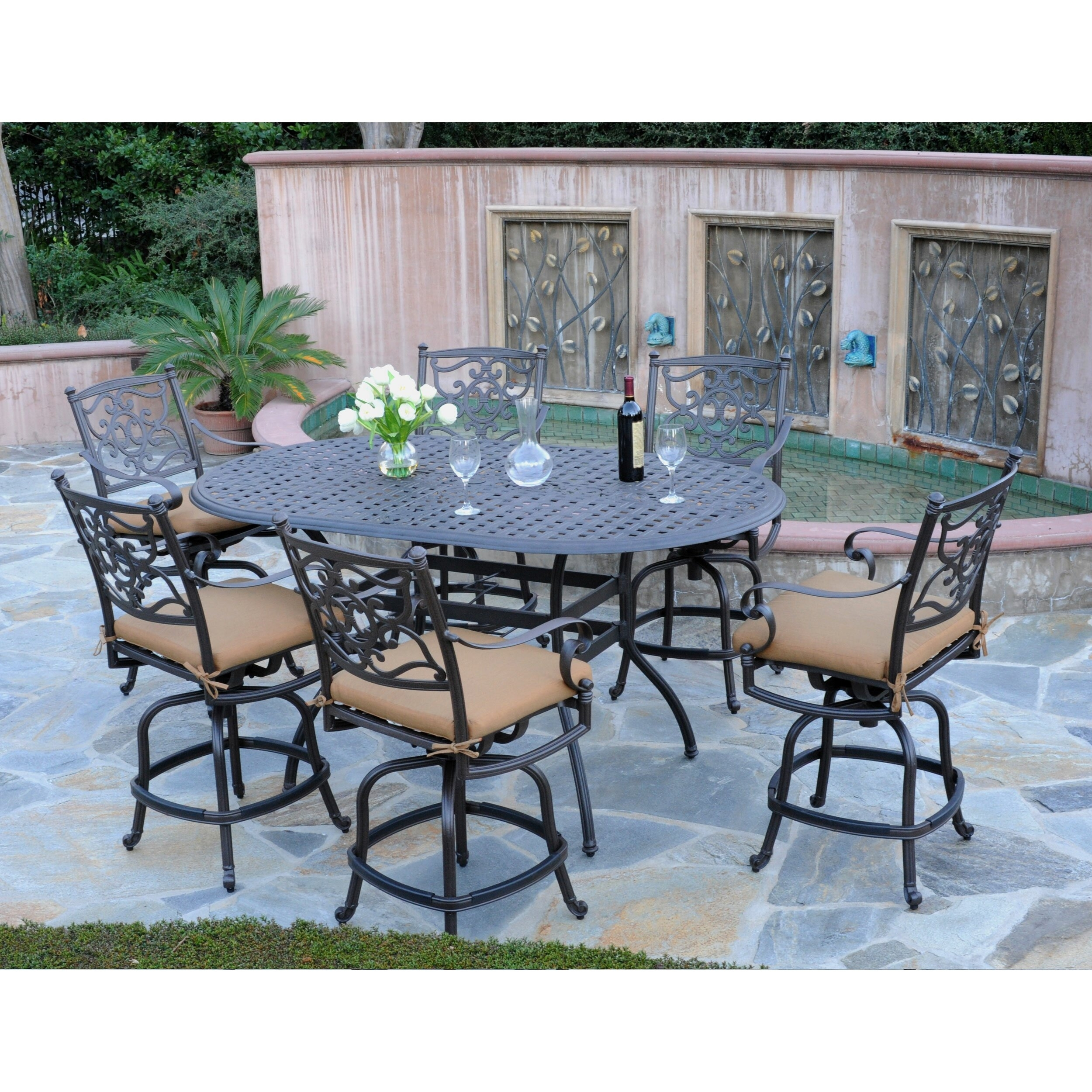 Bar Height Patio Furniture Sets Ideas On Foter