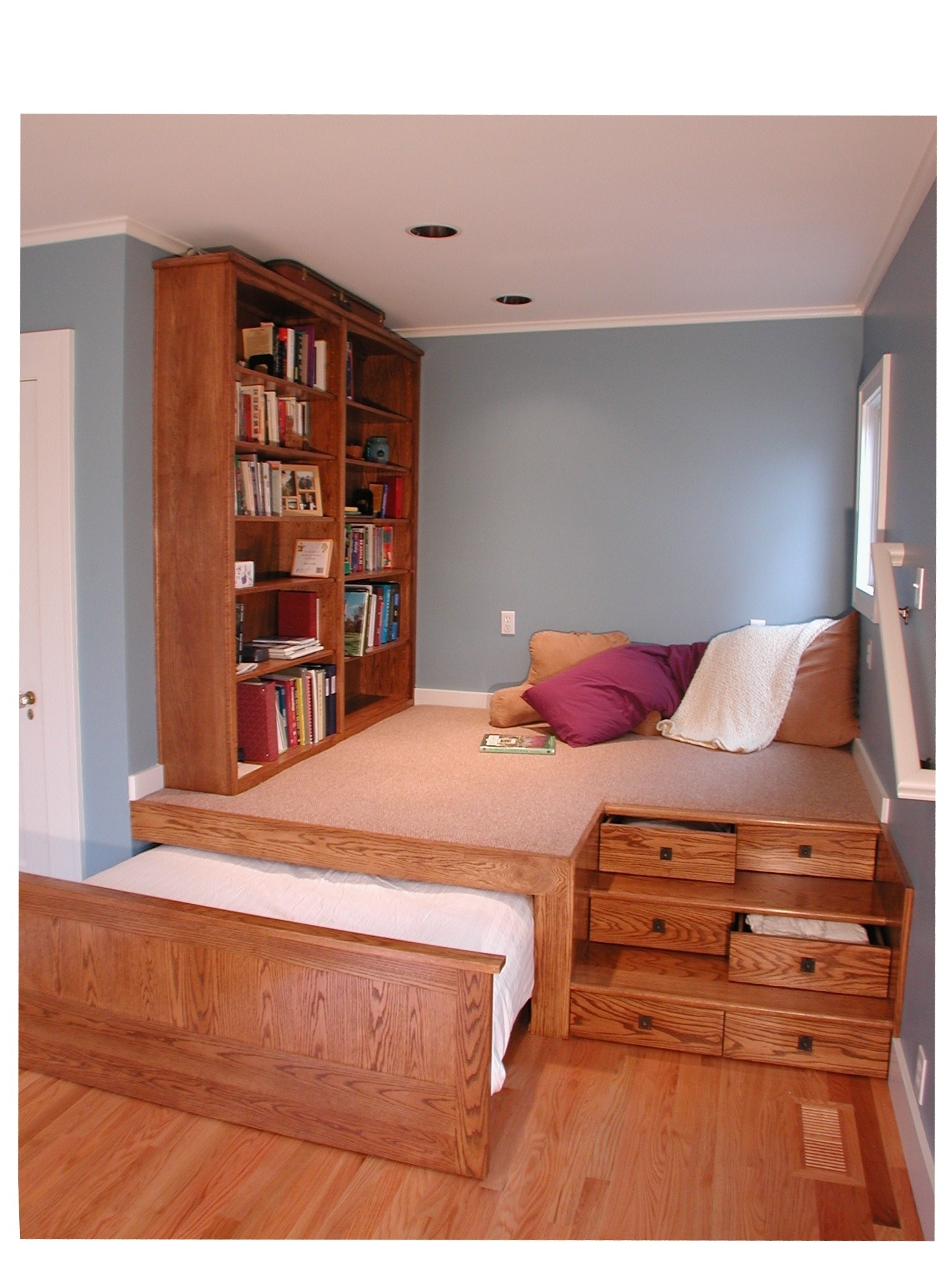 Beds With Stairs Ideas On Foter