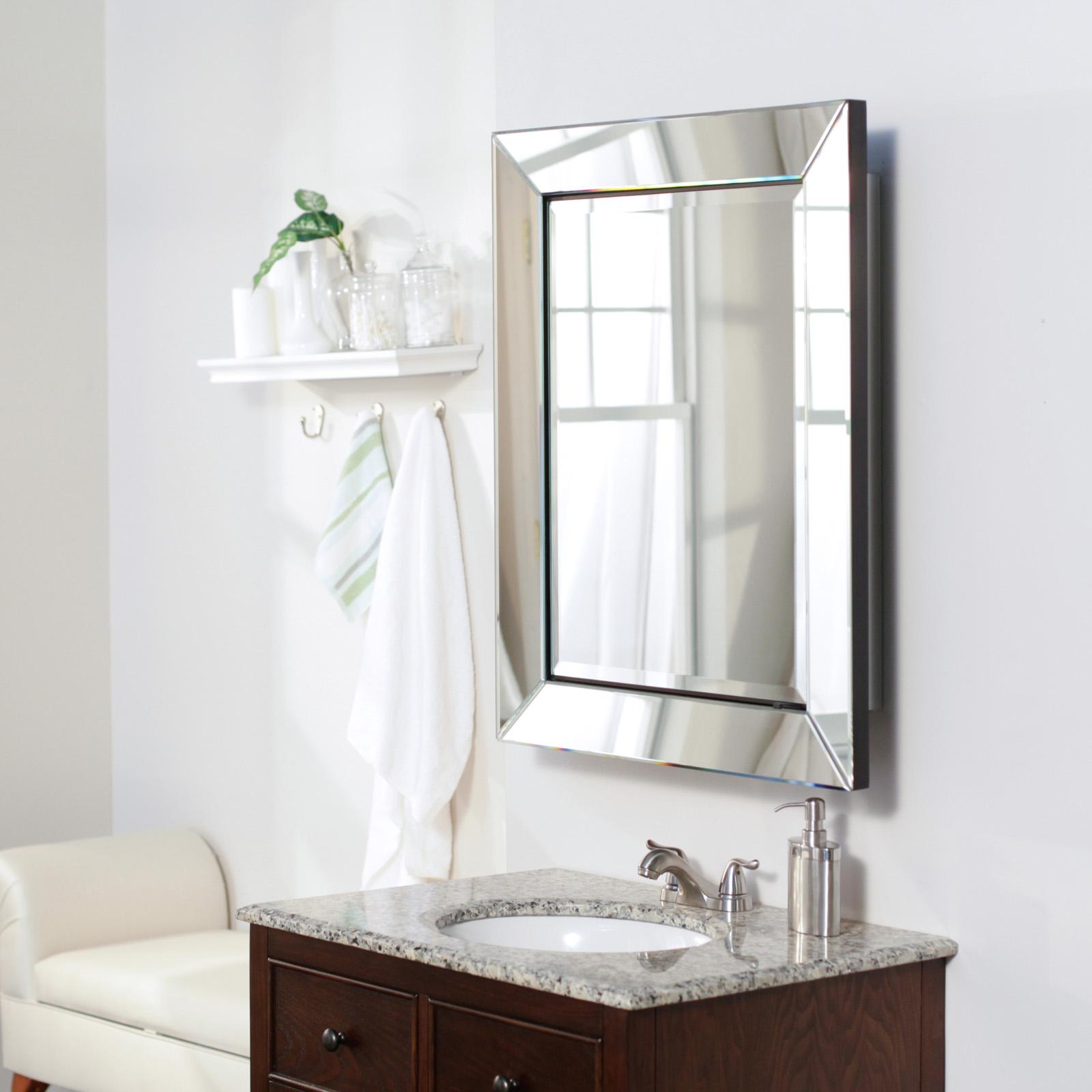 Beveled Mirror Medicine Cabinet Ideas On Foter