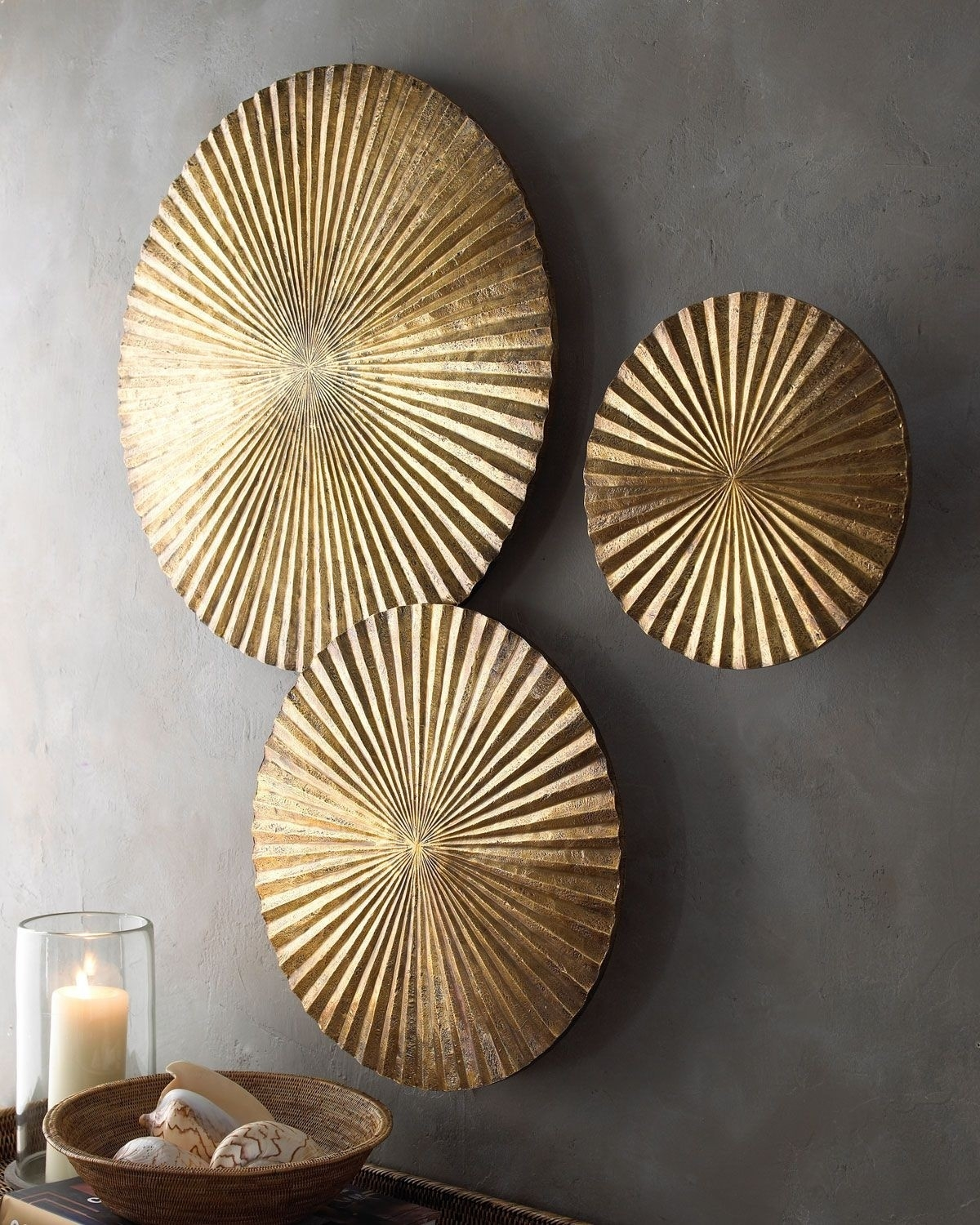 Image of: Brass Wall Art Ideas On Foter