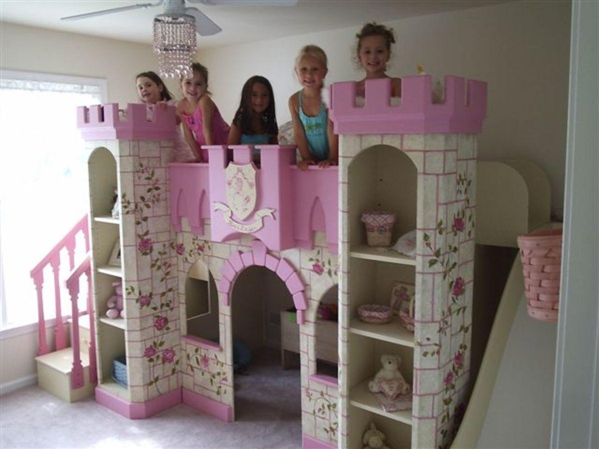 Bunk Beds Princess Ideas On Foter
