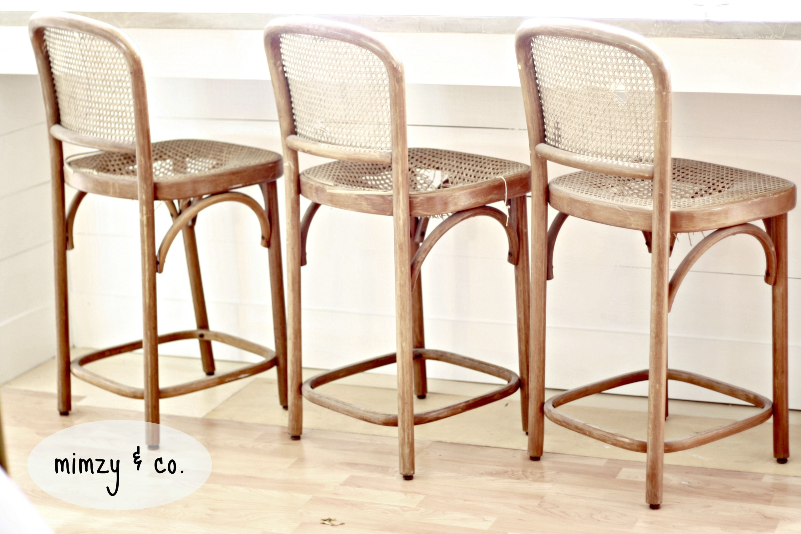 Cane Bar Stools Ideas On Foter