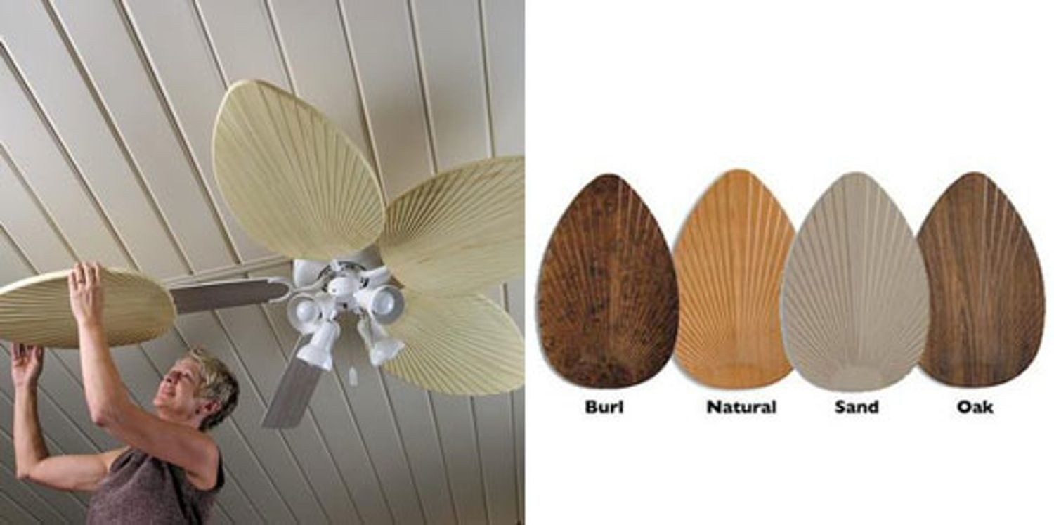 Ceiling Fan Blade Covers Ideas On Foter