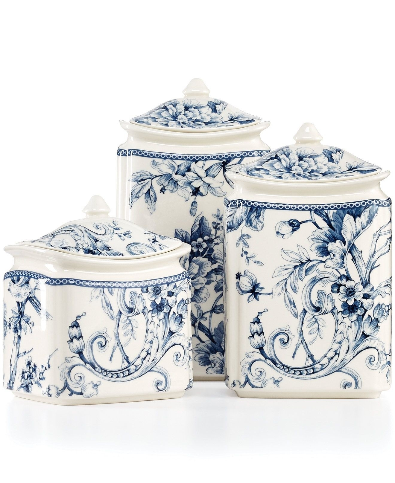 Ceramic Canisters Sets For The Kitchen Ideas On Foter