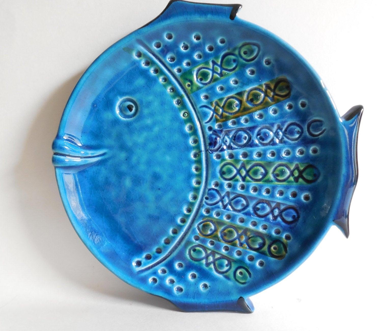 Ceramic Fish Plates Ideas On Foter
