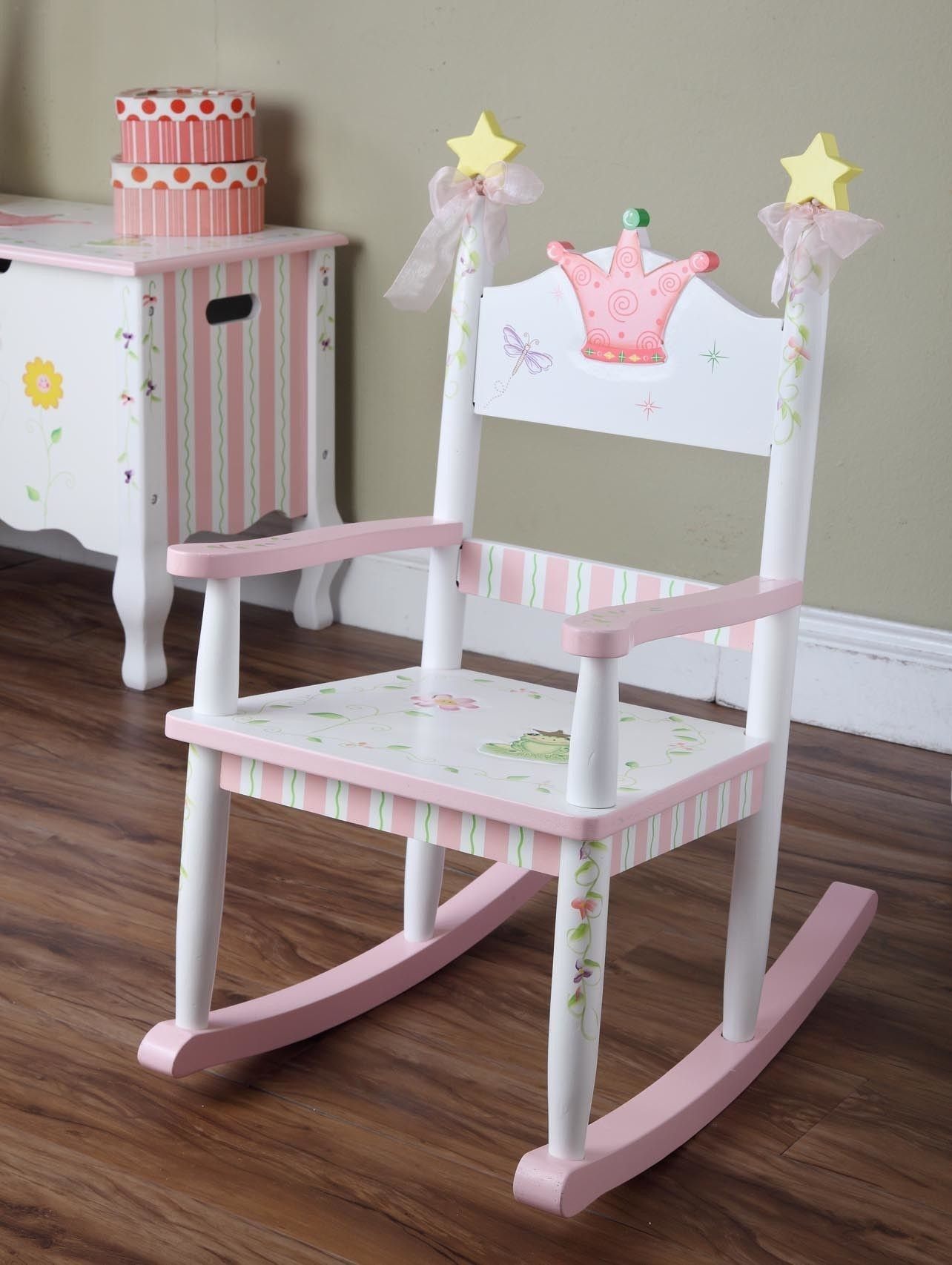 Picture of: Childrens Rocking Chairs Ideas On Foter